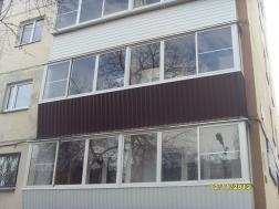 Остекление балконов - АРТ-ПЛАСТ